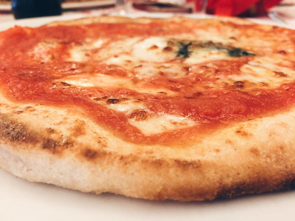 pizza senza glutine fuorigrotta