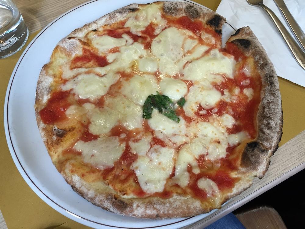 pizza senza glutine napoli