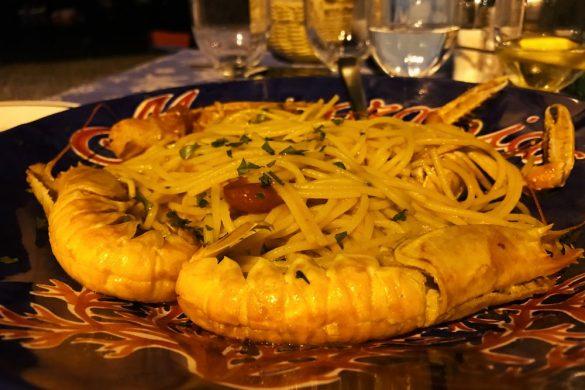 Nerano: Il ristorante da Maria Grazia