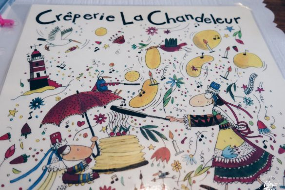 Losanna: Creperie La Chandeleur