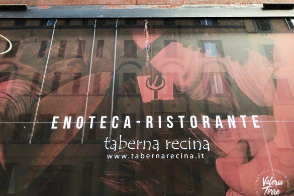 Roma: Taberna Recina