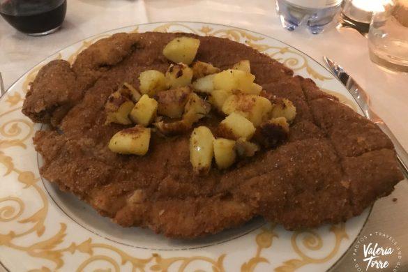 Milano: Il ristorantino della carne