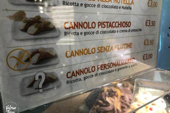 Roma: La Cannoleria Siciliana