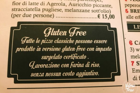 Milano: Pizzeria Capuano's