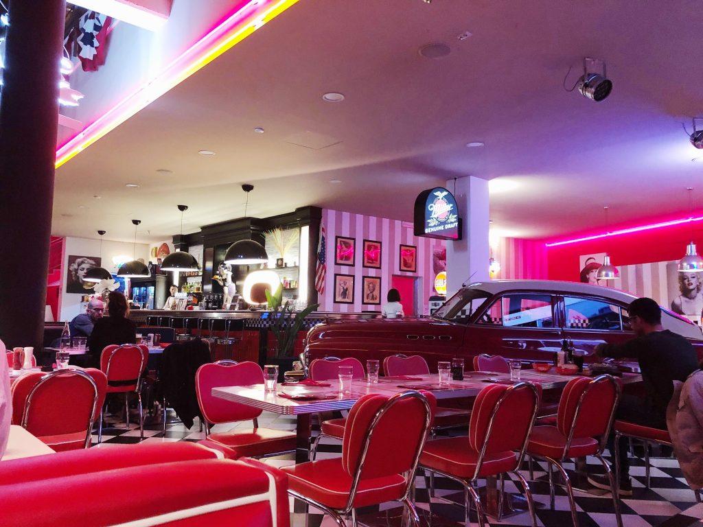 American Diner senza glutine a Milano