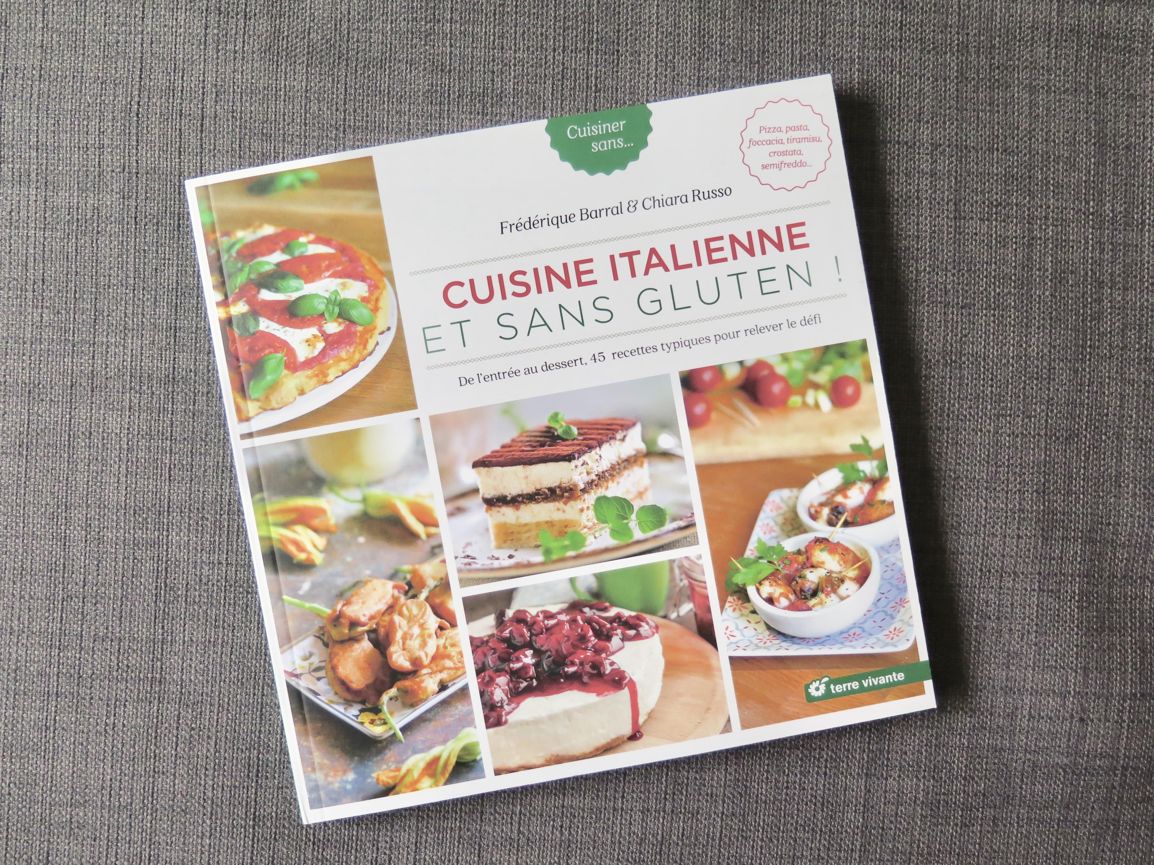 Libro ricette glutenfree