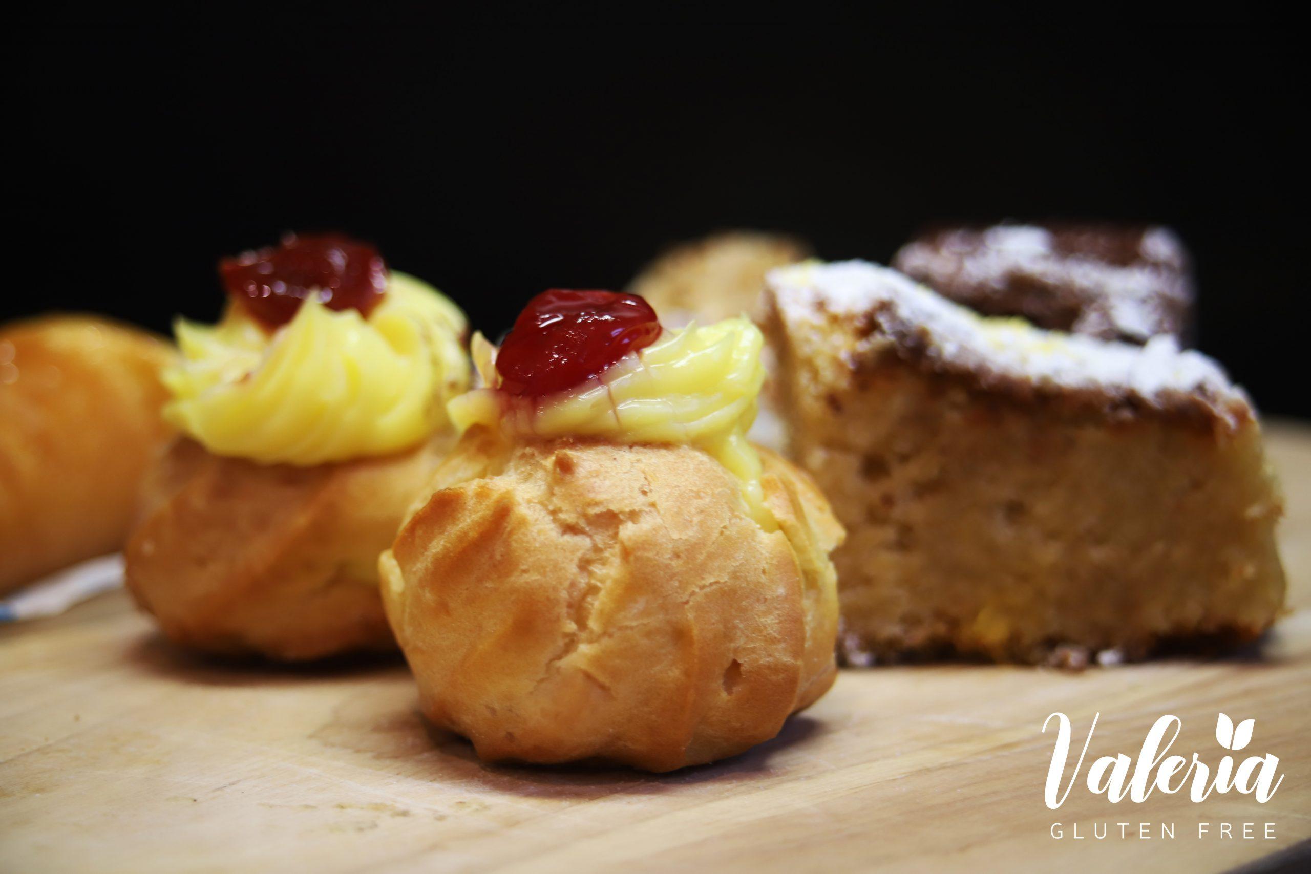Pasticceria senza glutine Napoli