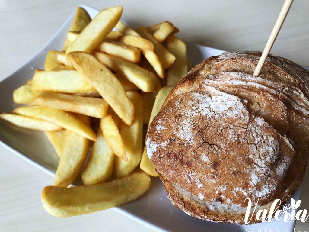 Dado Burger senza glutine Monza