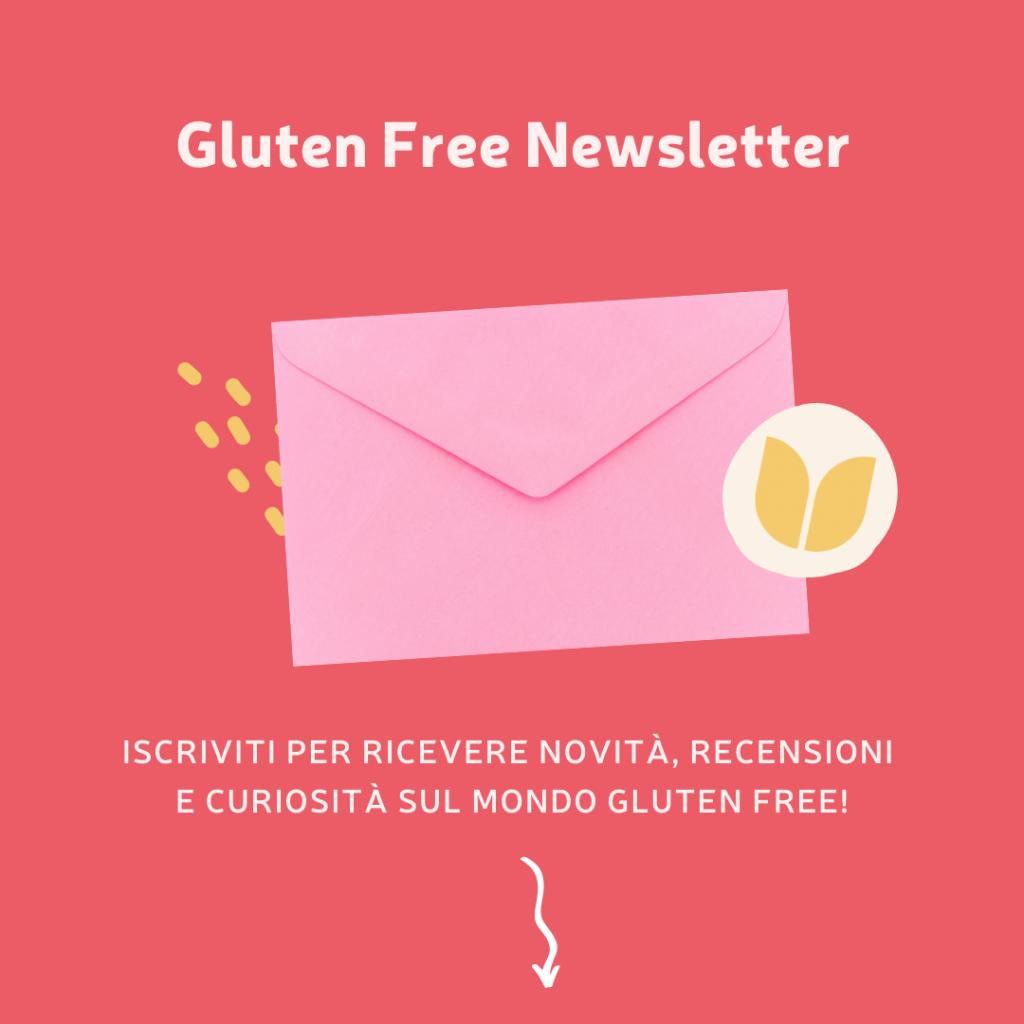 Valeria Gluten Free Newsletter
